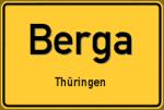 Berga – Thüringen – Breitband Ausbau – Internet Verfügbarkeit (DSL, VDSL, Glasfaser, Kabel, Mobilfunk)