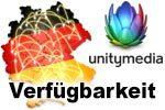 Unitymedia Verfügbarkeit Breitband Internet - Kabel, Glasfaser, (V)DSL