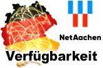 NetAachen Verfügbarkeit Breitband Internet - Glasfaser, Kabel, (V)DSL
