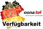 osnatel Verfügbarkeit Breitband Internet - Glasfaser, VDSL und DSL
