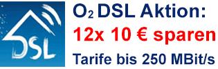 o2 DSL Aktion